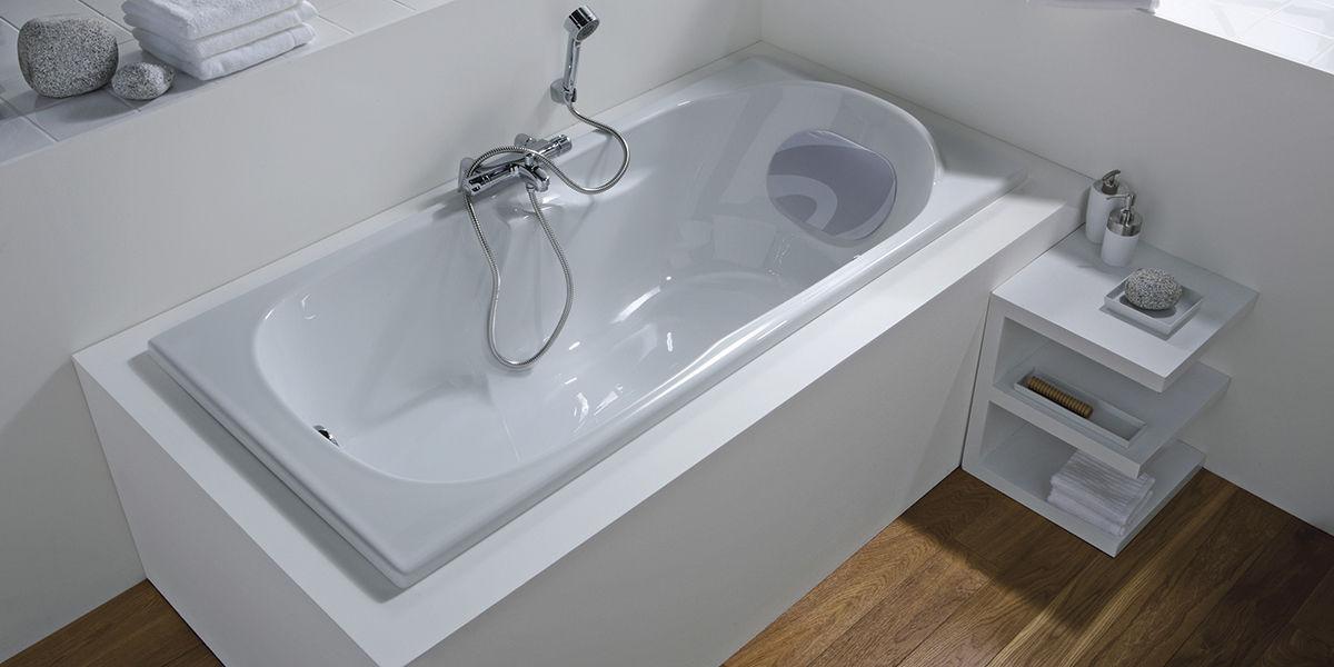 Come Riparare Vasca Da Bagno.Come Installare Una Vasca Da Bagno Guide E Tutorial Leroymerlin