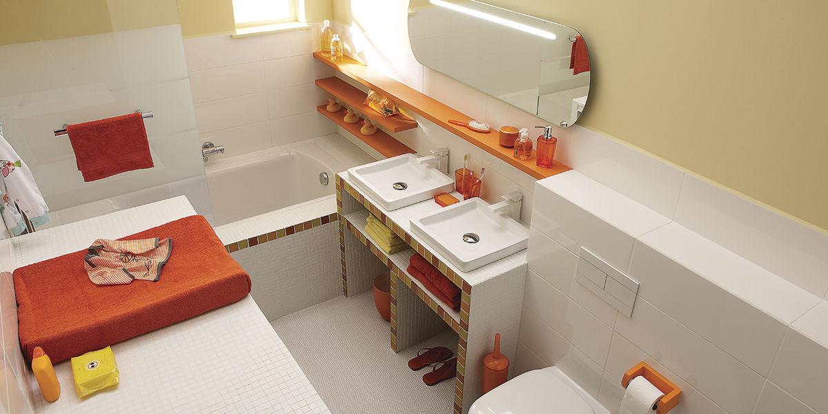 Idee per coprire tubi riciclare tubi idraulici e arredare - Tubi a vista in casa ...