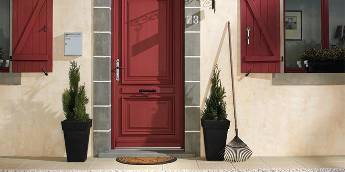 Rinnovare porte interne idea creativa della casa e dell - Grate per finestre leroy merlin ...