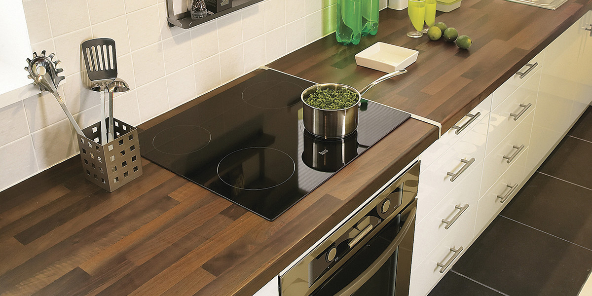Mondo convenienza armadio 3 ante - Piano lavoro cucina legno ...