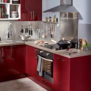 Cucina ad angolo o cucina a L