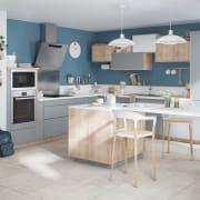 Cucina color legno