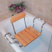 Sedile doccia o vasca per anziani