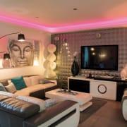 striscia LED per stanza