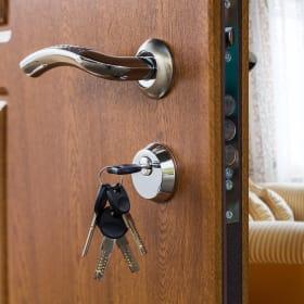 Serrature e cilindri delle porte blindate