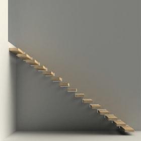 Come scegliere lo stile delle scale interne
