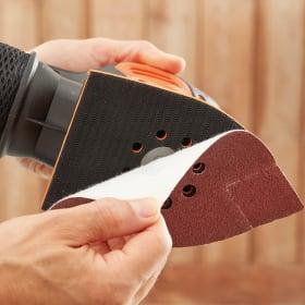 Quali abrasivi usare su una levigatrice per legno