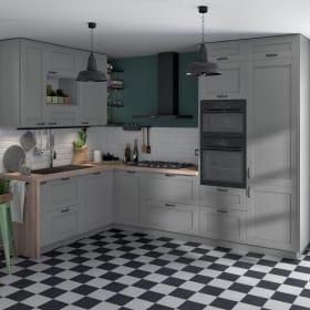 Quale materiale per i mobili della cucina