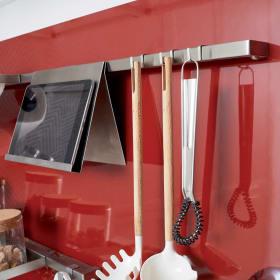 Barre, ganci e magneti cucina