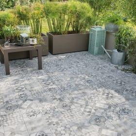 Materiali dei pavimenti e rivestimenti