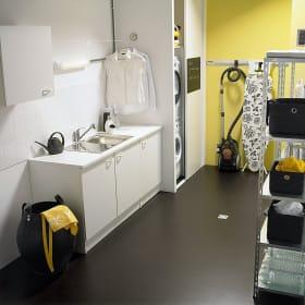 Organizzare bene gli spazi con i mobili per lavanderia