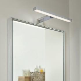 Quale illuminazione scegliere per lo specchio