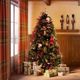 """I """"piedi"""" dell'albero di Natale"""