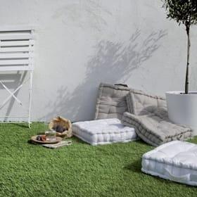 I parametri per scegliere bene l'erba sintetica in base all'uso