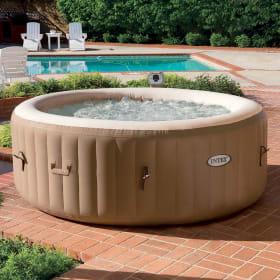 Cos'è una piscina idromassaggio?