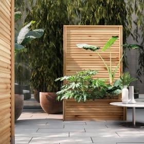 Come creare una recinzione frangivista?