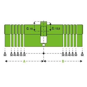Come prendere le misure di un cilindro