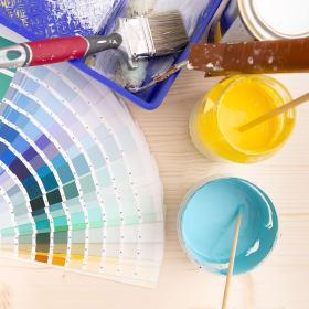 Come scegliere il colore della pittura per esterni