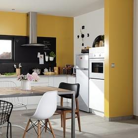 colore pareti giallo