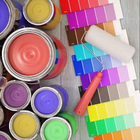 Colore pareti su misura