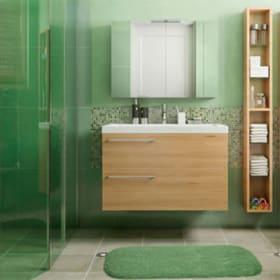 colore pareti verde