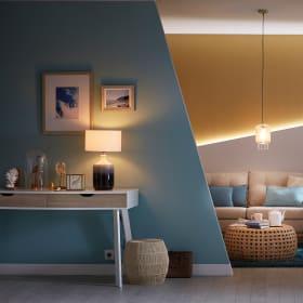 Colori Caldi Per Pareti Di Casa Foto.Colore Pareti E Pitture Quali Scegliere Leroy Merlin