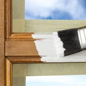 Come verniciare un oggetto in legno all'esterno