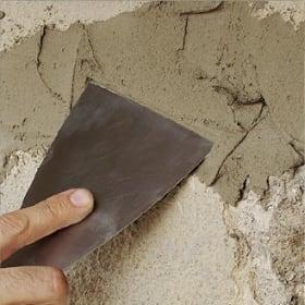 Quale materiale devi stuccare