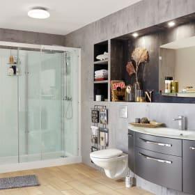 Scegliere lo stile di illuminazione bagno