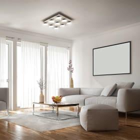 Dimensioni della lampada da soffitto