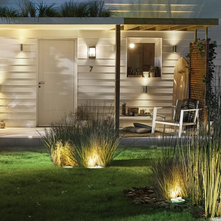 Illuminazione giardino leroy merlin - Illuminazione da esterno leroy merlin ...