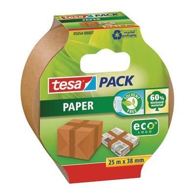 Image of Nastro per imballaggio TESA Pack paper L 0.038 m x P 38 mm