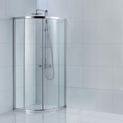 Sensea porta doccia scorrevole remix2 117 120 h 185 cm for Sensea doccia opinioni