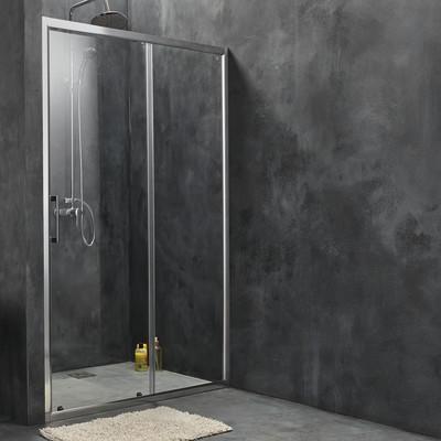 Sensea porta doccia scorrevole remix2 117 120 h 185 cm for Porta box doccia leroy merlin