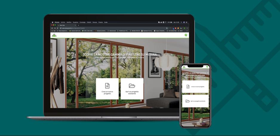 Configuratore | creare la finestra ideale