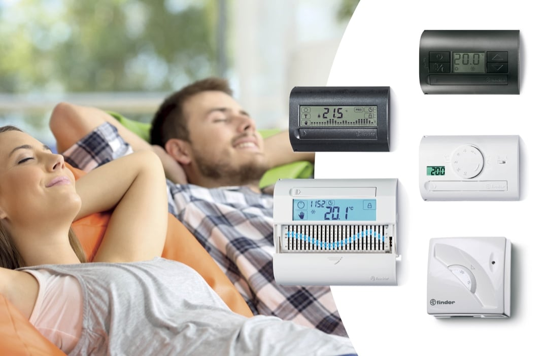 Climatizzazione: Termostati e cronotermostati | Leroy Merlin