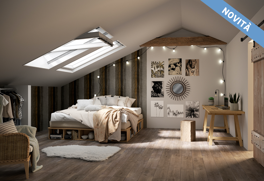 Camera da letto - Una camera in stile Boho