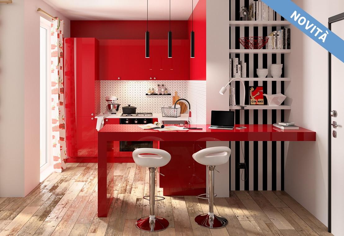 Cucina - Cucina in stile Papavero