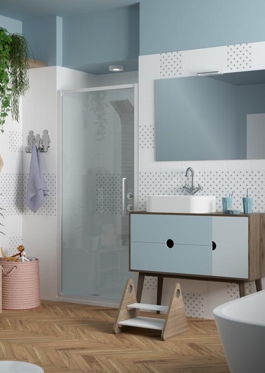 Bagno - Un bagno adatto a tutta la famiglia