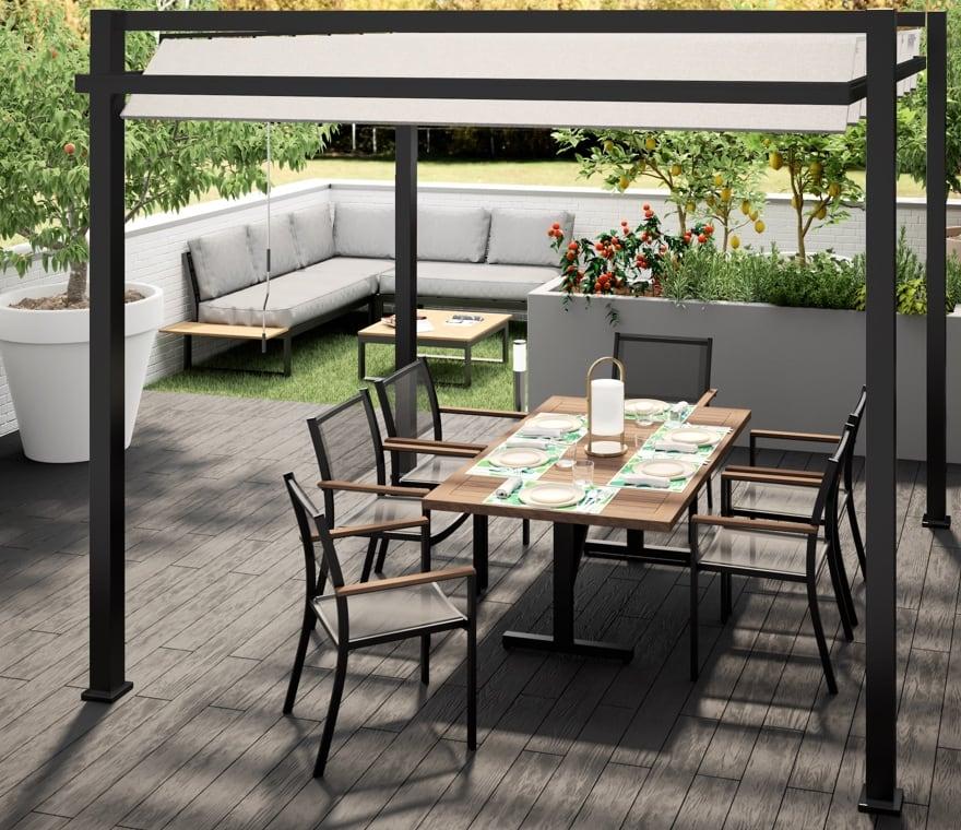 Giardino - Arredare il terrazzo e godersi ogni angolo