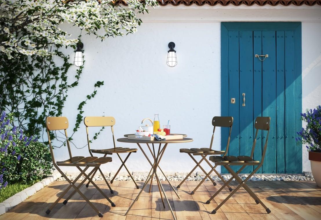 Giardino - Arredare un Bed&Breakfast: un progetto per l'outdoor
