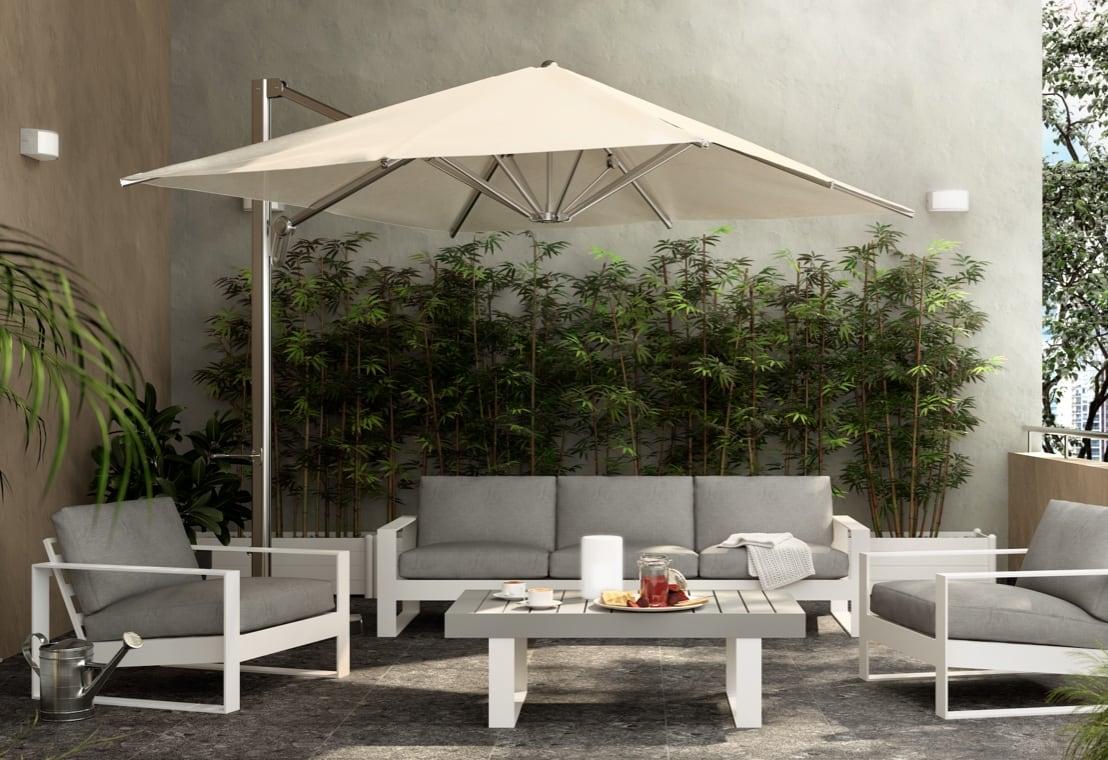Giardino - Arreda il tuo terrazzo come fosse un salotto