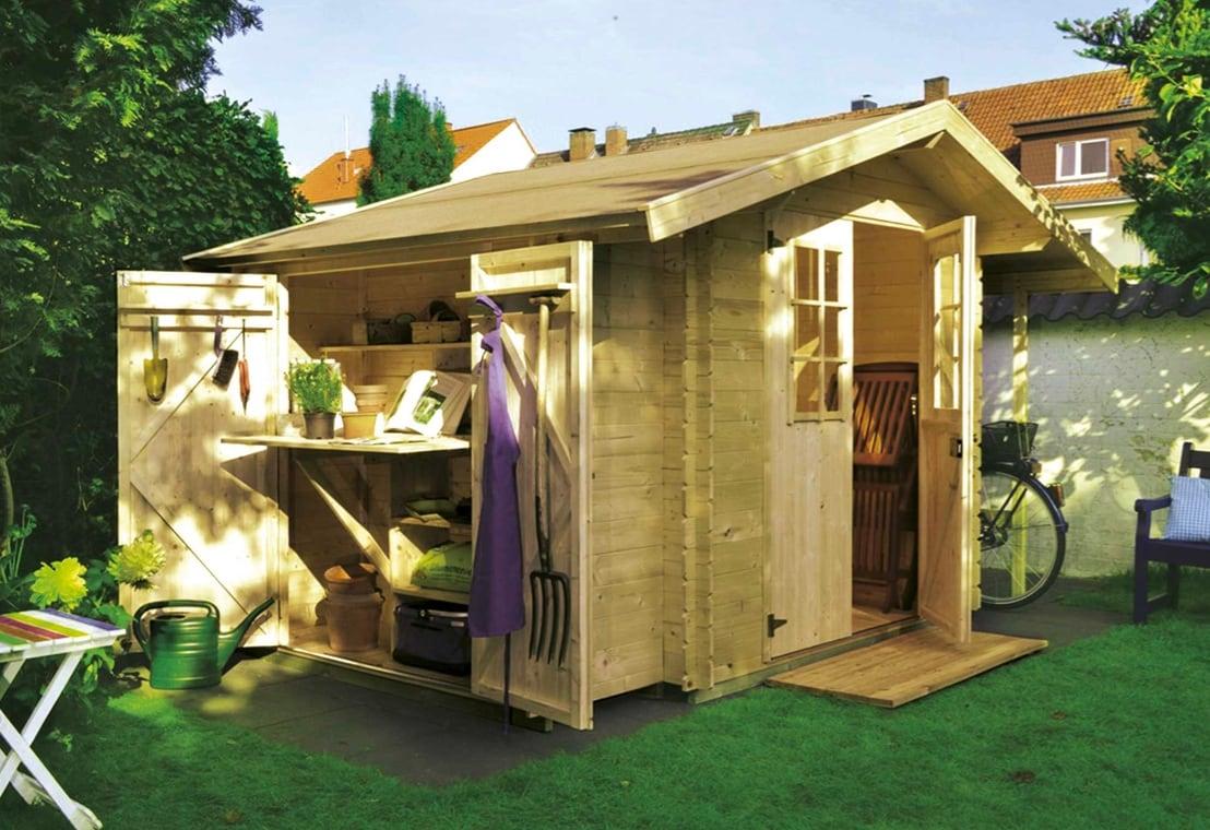 Giardino - La casetta da giardino perfetta per te