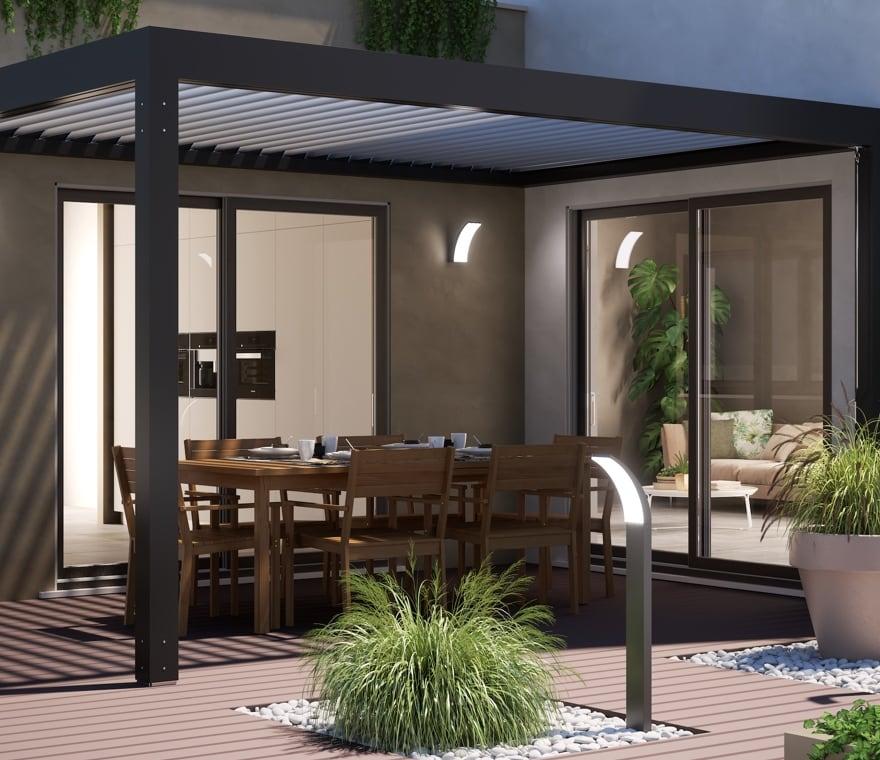 Giardino - Organizzare il giardino per creare uno spazio di relax