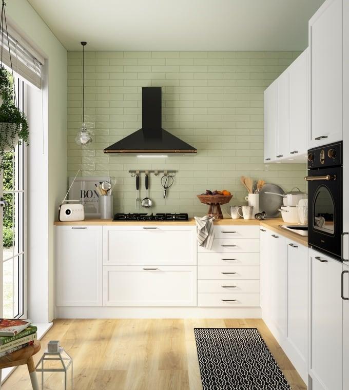 Cucina - La cucina della casa di campagna