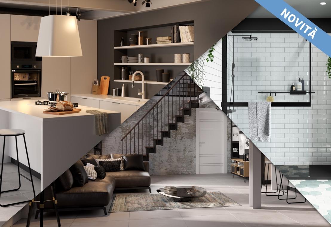 Loft open space stile labo