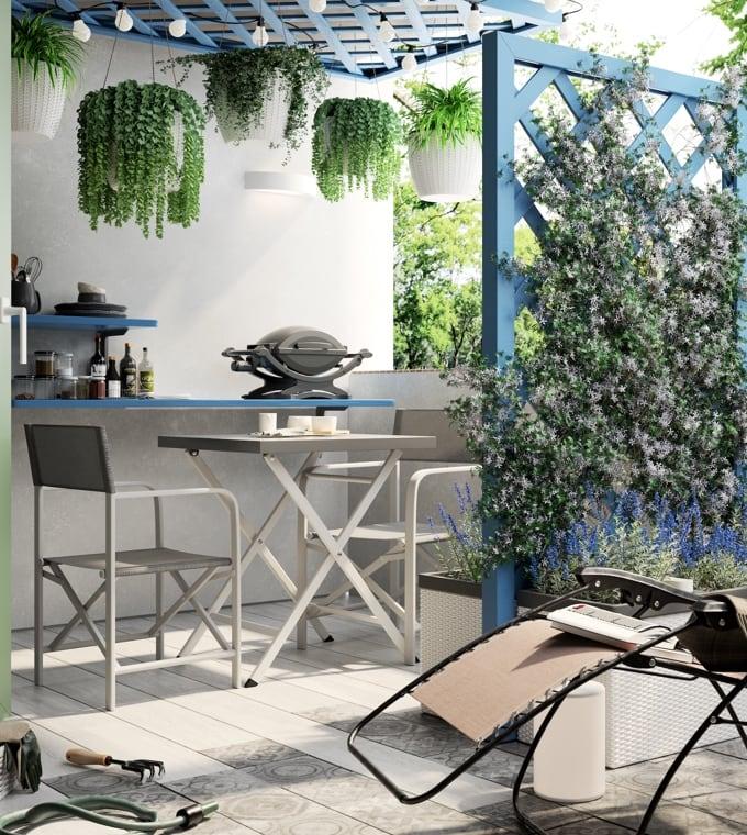 Giardino - Un balcone per due