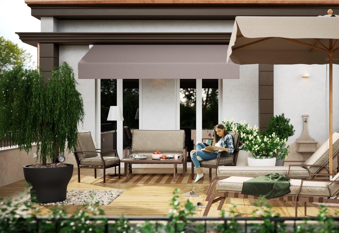 Giardino - Vivere l'outdoor in pieno relax