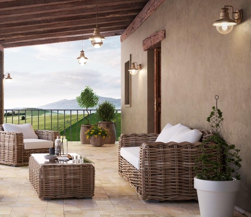 Giardino - Il tuo salotto in giardino