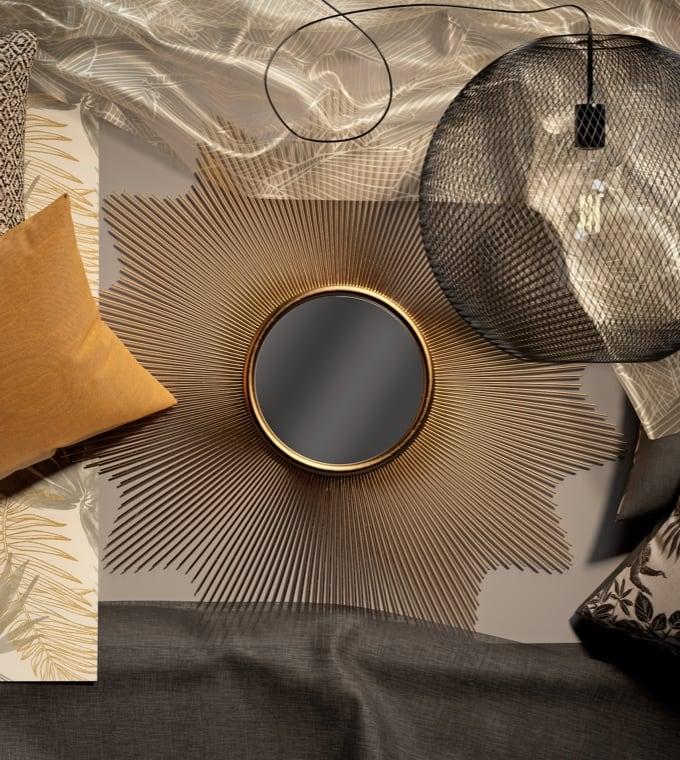 Tendenza - Decorare la casa in stile Exotic Glam